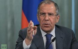 Ngoại trưởng Nga: Cần khởi động đối thoại về tương lai Ukraine