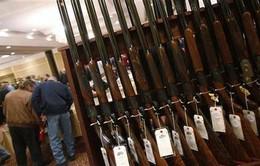 Mỹ thừa nhận thất bại trong kiểm soát súng đạn