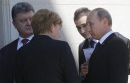 Tổng thống Nga – Ukraine điện đàm