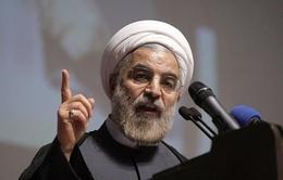 Iran sẵn sàng giúp Iraq chống lại phiến quân