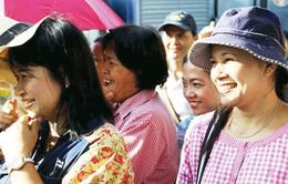Quân đội Thái Lan với nhiệm vụ bảo vệ nụ cười