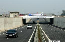 Thông xe thêm gần 50km tuyến cao tốc Nội Bài-Lào Cai