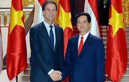 Thủ tướng Hà Lan thăm Việt Nam