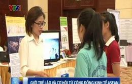 Giới trẻ Lào chuẩn bị đón cộng đồng kinh tế ASEAN