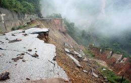 Nguy cơ sạt lở 700m đường sắt Bắc - Nam dọc Sông Lam