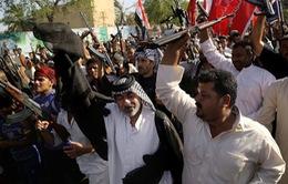 Iraq thắt chặt an ninh quanh các nhà máy và mỏ dầu