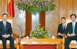 Thủ tướng tiếp Ủy viên Quốc vụ Trung Quốc Dương Khiết Trì