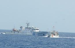 Cập nhật Biển Đông ngày 19/6: Tàu Trung Quốc tiếp tục đâm tàu Kiểm ngư Việt Nam