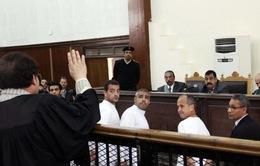 Ai Cập kết án 3 nhà báo của kênh truyền hình Al-Jazeera