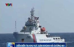Cập nhật ngày 25/6: Nhiều máy bay quân sự Trung Quốc trên Biển Đông