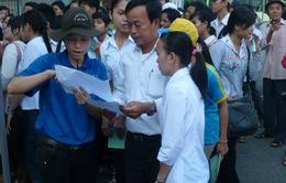 Hoạt động tiếp xúc mùa thi được triển khai tại TP.HCM và Hà Nội