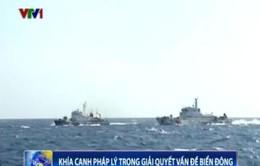 Khía cạnh pháp lý trong việc giải quyết vấn đề Biển Đông