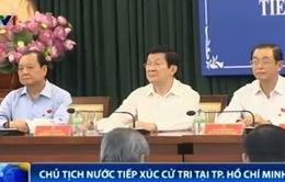 Chủ tịch nước Trương Tấn Sang: Chúng ta không lệ thuộc bất cứ ai