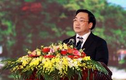 Lễ công bố Thành phố Ninh Bình thành đô thị loại II
