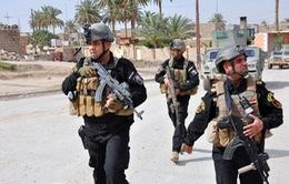 Quân đội Iraq tấn công giành quyền kiểm soát thành phố Tikrit