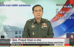 Tư lệnh lục quân Thái Lan phủ nhận thông đồng với người biểu tình