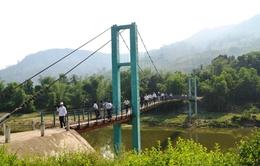 Quảng Nam rà soát đảm bảo an toàn cho cầu treo trên địa bàn