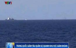 Ngày 30/6: Trung Quốc mở rộng vòng bảo vệ giàn khoan trái phép lên 13 hải lý