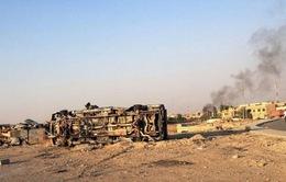 Quân đội Iraq tiếp tục tấn công nhằm kiểm soát Tikrit