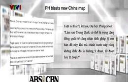 Báo chí quốc tế phản đối việc Trung Quốc công bố bản đồ khổ dọc
