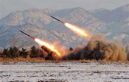 Nhật Bản lên án mạnh mẽ vụ phóng tên lửa của Triều Tiên