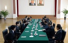 Nhật Bản, Triều Tiên bắt đầu đàm phán