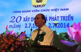20 năm ngày thành lập Công đoàn Viên chức Việt Nam