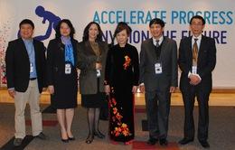 Việt Nam được đánh giá cao về công tác chăm sóc sức khỏe bà mẹ trẻ em