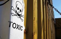 Hoàn tất vận chuyển vũ khí hóa học ra khỏi Syria