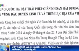 Việt Nam tiếp tục đề nghị LHQ lưu hành các văn bản phản đối Trung Quốc