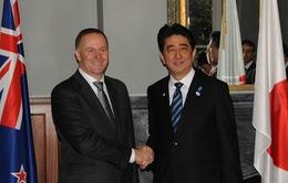 Nhật Bản, New Zealand sớm hoàn tất TPP