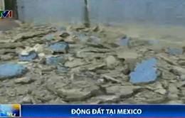 Động đất mạnh tại Mexico