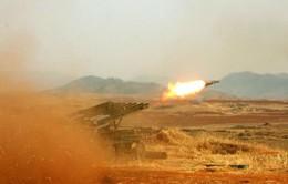 Triều Tiên bắn hai tên lửa ra biển