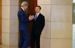 Mỹ thúc giục Trung Quốc tuân thủ luật hàng hải