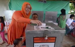 Indonesia trong trạng thái chia rẽ sau bầu cử Tổng thống