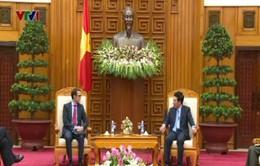 Phó Thủ tướng Phạm Bình Minh tiếp Đại diện của Tổng thống Hoa Kỳ