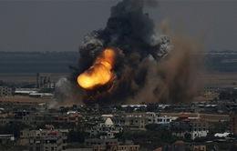 Israel chấp nhận đề xuất ngừng bắn của Ai Cập