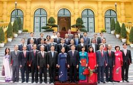 Chủ tịch nước trao quyết định bổ nhiệm Đại sứ, Tổng lãnh sự