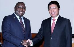 Tăng cường hợp tác Việt Nam – Zambia