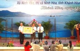 Lễ Công bố Di tích quốc gia Bia chủ quyền quần đảo Trường Sa
