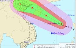 Các địa phương sẵn sàng ứng phó với bão số 2