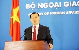 Việt Nam lo ngại về tình hình phức tạp tại Ukraine