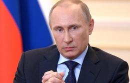 """Ông Putin: Nước Nga miễn nhiễm với các """"cuộc cách mạng màu"""""""