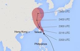 Bão Matmo đổ bộ vào Đài Loan, 1 người thiệt mạng