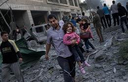 Nỗ lực ngoại giao thúc đẩy lệnh ngừng bắn tại Gaza