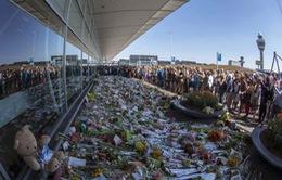 Hà Lan tưởng niệm các nạn nhân vụ rơi máy bay MH17