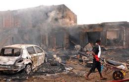 Đánh bom kép tại Nigeria gây thương vong lớn