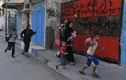 Chiến sự tiếp diễn tại Gaza bất chấp nỗ lực ngoại giao