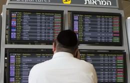 Mỹ dỡ bỏ lệnh cấm bay tới Israel