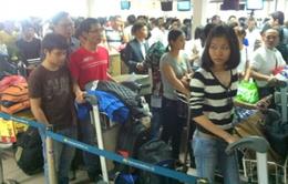 Kết luận của Cục hàng không sau đợt kiểm tra về tình trạng chậm hủy chuyến bay